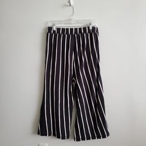 Eileen Fisher | Striped Wide Leg Pants